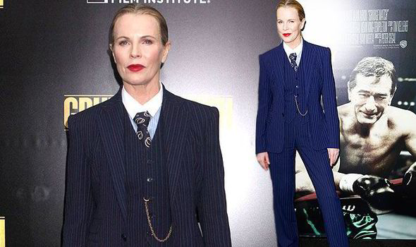 Look of the Day: Kim Basinger