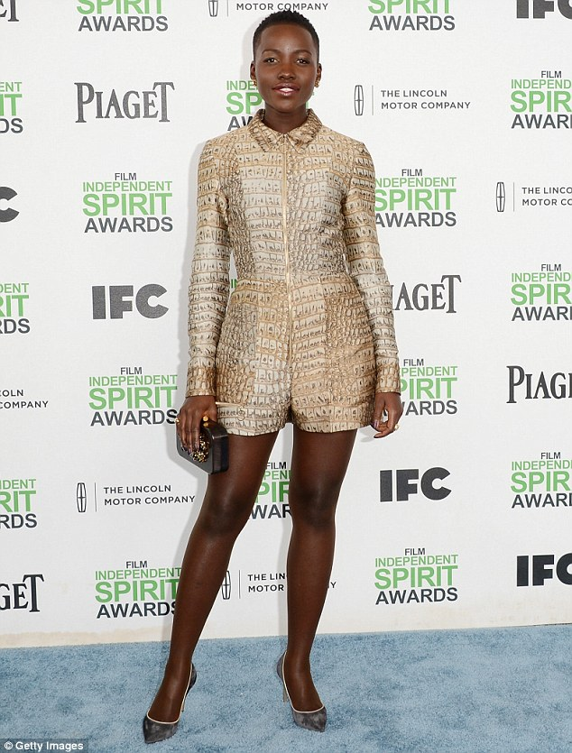 Lupita Nyongo Independent Spirit Awards