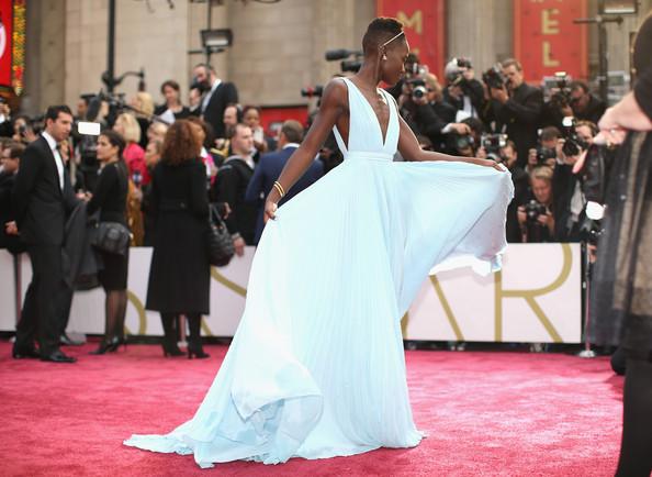 Best Supporting Actress Winner! Lupita Nyongo